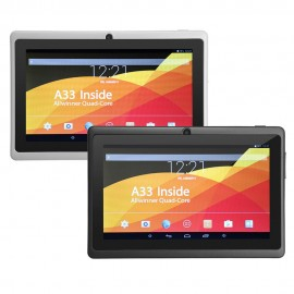 512MB+8GB Allwinner A33 Cortex A7 Quad Core 7 Inch Android 4.4 Kids Tablet