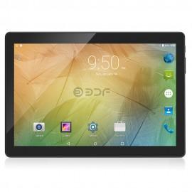 BDF 6580 MT6580M Quad Core 1GB RAM 32GB Android 6.0 10.1 Inch Dual SIM Tablet PC-Black