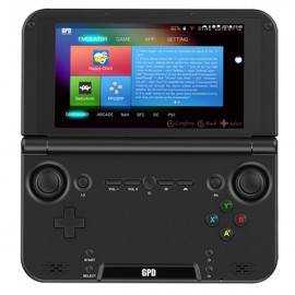 Original Box GPD XD Plus 4 Gb + 32 Gb ROM MT8176 Hexa Core Android 7.0 OS Handheld Gaming Console