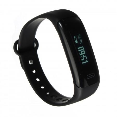 0.86 inch Heart Rate Fitness Tracker Sleep Monitor Smart Bracelet