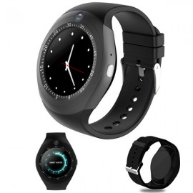 1.54inch TF Card GSM Sleep Monitor Pedometer bluetooth Pedometer Camera Smart Watch