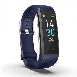 Bakeey S5 24h Heart Rate Monitor Multi-sport Modes IP68 Waterproof Fitness Tracker Smart Watch