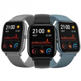 Amazfit GTS 341 PPI AMOLED Screen BT5.0 Wristband GPS+GLONASS Light Weight 5ATM Waterproof Smart Watch from xiaomi Eco-System