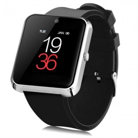 Haier V1 240 * 240 1.54 inch IPS 2.5D Glass MTK2502C bluetooth 4.0 380 mAh 0.3 Mega Pixel Camera Smart Watch