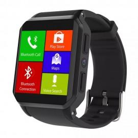 KINGWEAR KW06 bluetooth Calling IP68 Waterproof 512 MB + 8 Gb Wifi GPS Heart Rate Monitor 3G Smart Watch
