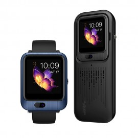 LEMFO LEM11 Android 7.1 3 Gb +32 Gb Watch Phone with 1200 mah Power Bank Wireless bluetooth Speaker Band Replaceable Smart Watch