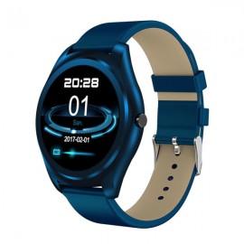 Newwear N3 Pro 1.3 Inch MTK2502 HD Slim bluetooth Call Media Heart Rate Monitor Pedometer Smart Watch