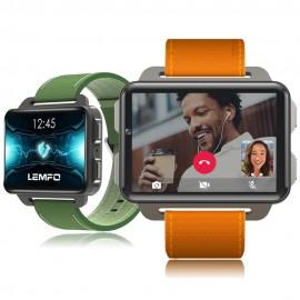 LEMFO LEM4 PRO 2.2 Inch Android 5.1 Watch Phone MTK6580 1 Gb + 16 Gb 1200 Mah 3G Smart Watch