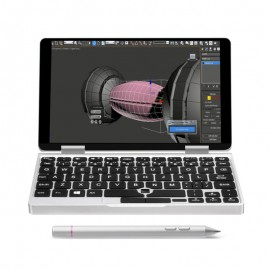 ONE-NETBOOK One Mix 1s Intel 3965Y 1.5 GHz 8 GB RAM 128 GB PCI-E SSD 7 Inch Windows 10 Mini Pc