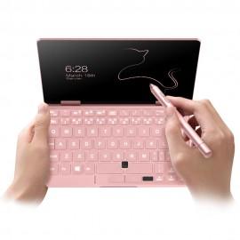 ONE-NETBOOK One Mix 2s M3-8100Y 8 GB RAM 256 GB PCI-E SSD 7 Inch Windows 10 Tablet Pink