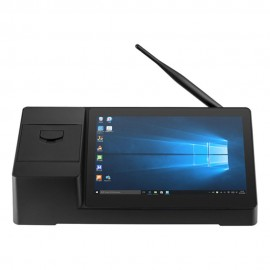 PIPO X3 32GB Intel Z8350 Quad Core 8.9 Inch Windows 10 TV Box Tablet POS Thermal Receipt Printer