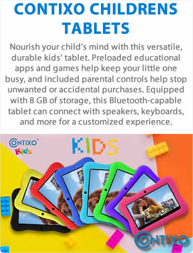 Contixo Childrens Tablets