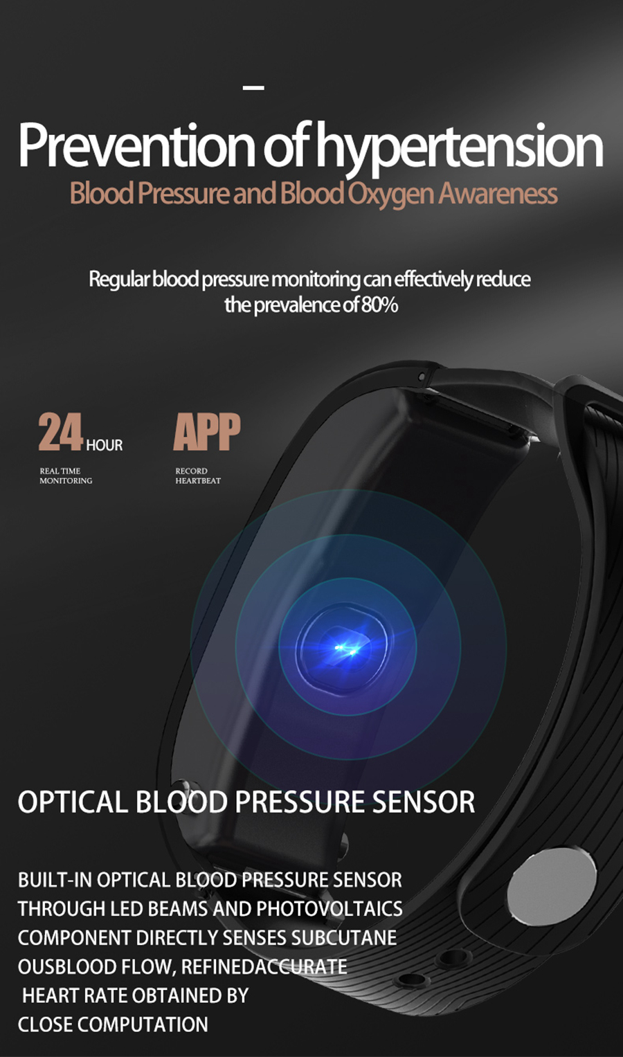 Bakeey-SL88-HD-Voice-Answering-Call-Heart-Rate-Blood-Pressure-Social-Message-Reminder-Smart-Watch-1569265