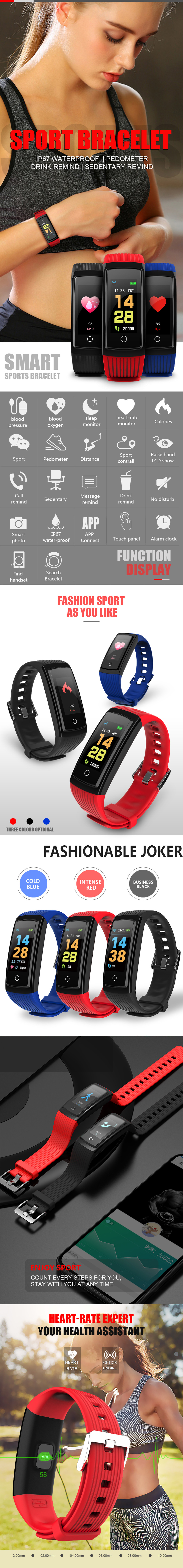 Bakeey-V5S-IP67-Wristband-Blood-Oxygen-Heart-Rate-Sleep-Monitor-Camera-Control-Message-Remind-Smart--1615660